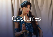 Asmahan Egyptian Bellydancing Costumes