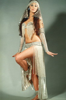 Egyptian Bellydancing Costumes design