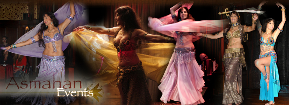 Asmahan Egyptian Dancing events in london